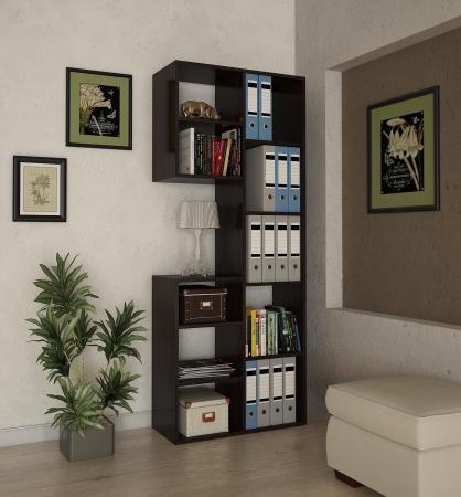 Стеллажи - основная мебель для офиса