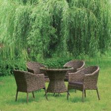 Комплект мебели из иск. ротанга RT-A52 Brown
