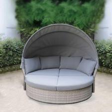 Комплект мебели из иск. ротанга AFM-325G Grey