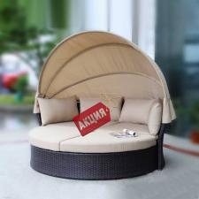 Комплект мебели из иск. ротанга AFM-325B Brown