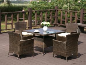 Комплект мебели из иск. ротанга AFM-410SL90x90 4Pcs